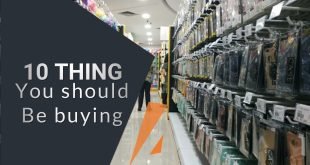10 Things You SHOULD Be Buying