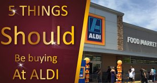 5 things be buying at aldi store