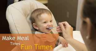 make meal time fun times