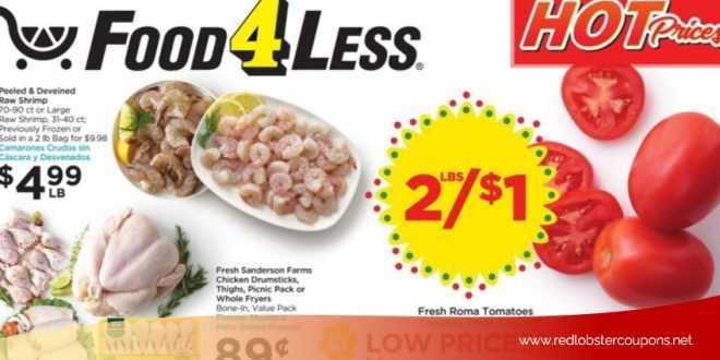 Food 4 Less Weekly Ad