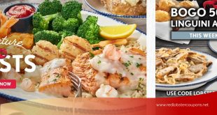 Red Lobster Coupons Code